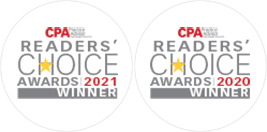 CPA Readers' Choice Award Winner 2021