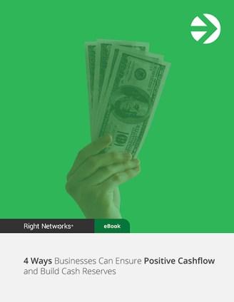4 Ways Businesses Can Ensure Positive Cashflow and Build Cash Reserves thumbnail