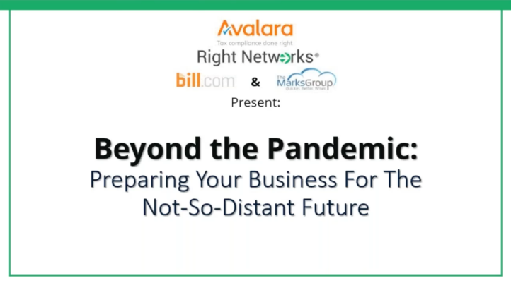 Beyond The Pandemic: Preparing Your Business For The Not-So-Distant Future thumbnail