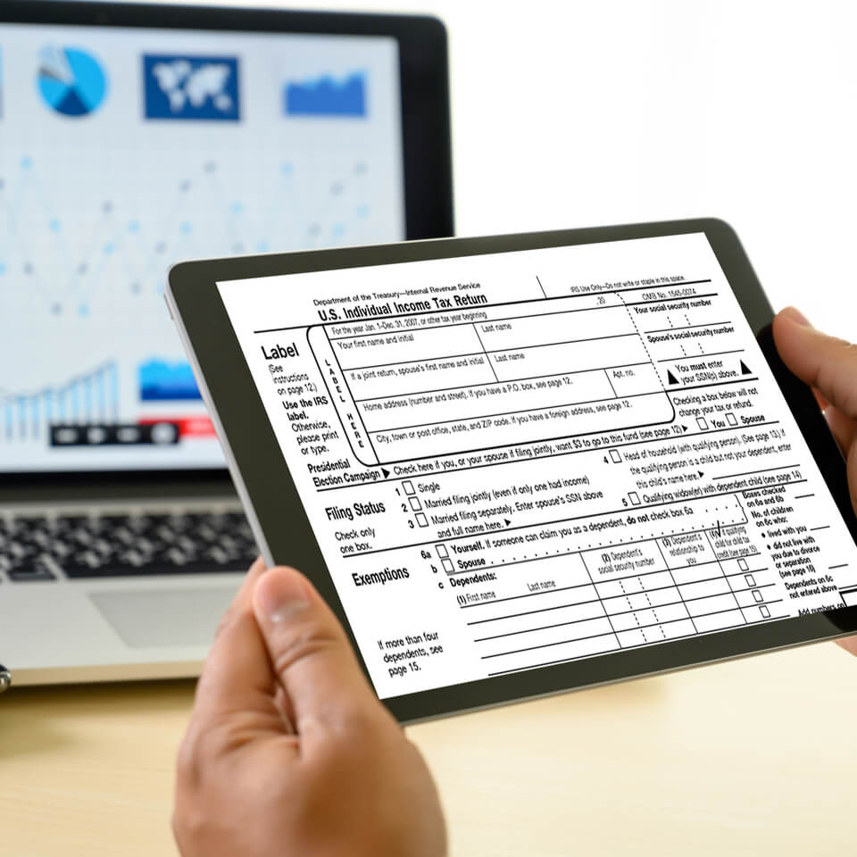 work on your tax returns on any device