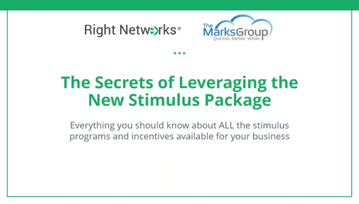 The Secrets of Leveraging the New Stimulus Package thumbnail