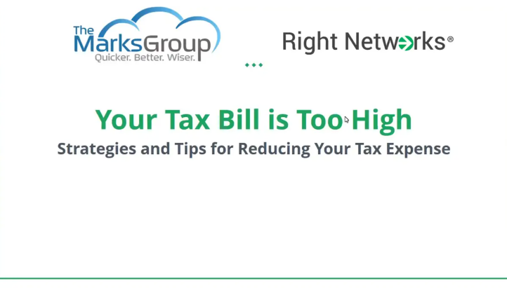 Strategies and Tips for Reducing Your Tax Expense thumbnail