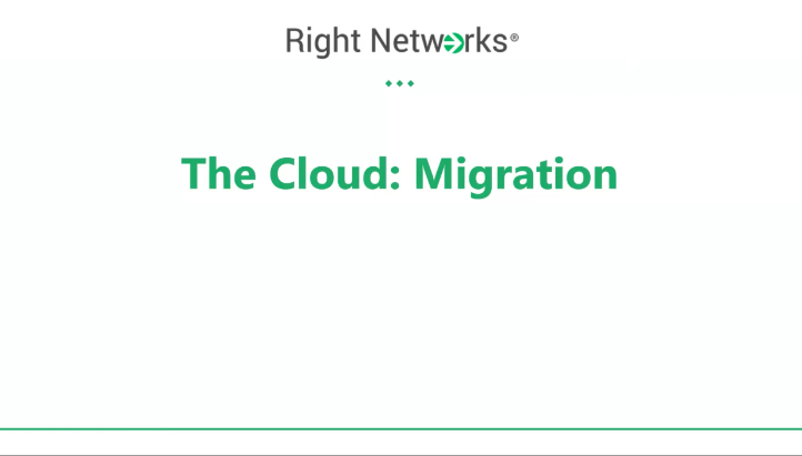 The Cloud: Migration thumbnail