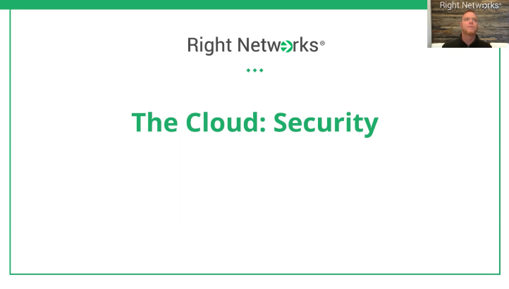 The Cloud: Security thumbnail