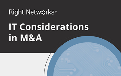 IT Considerations in Mergers and Acquisitions thumbnail
