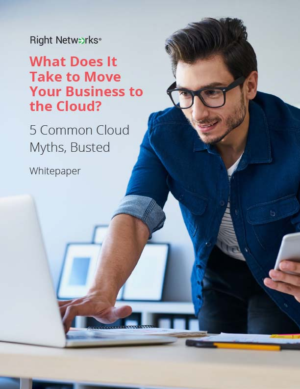 What does it take to move your business to the cloud