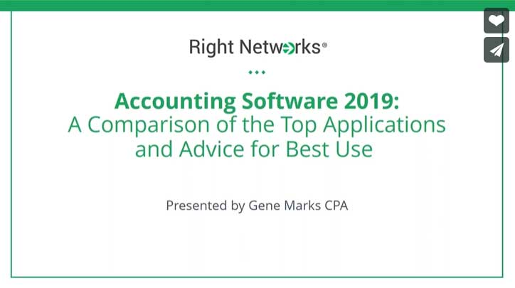 Accounting Software 2019: A Comparison of Top Applications & Advice for Best Use thumbnail