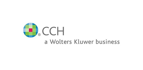 CCH Wolters Kluwer logo