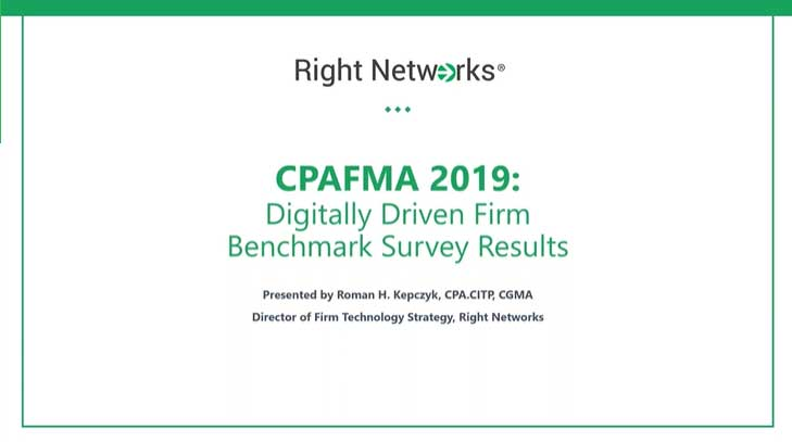 CPAFMA Digitally Driven Firm Survey Results thumbnail