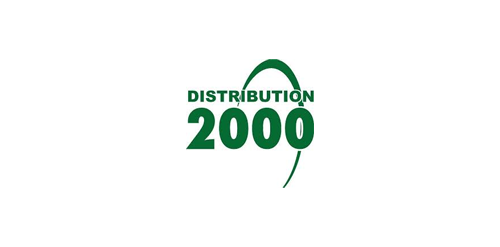 Distribution 2000 logo