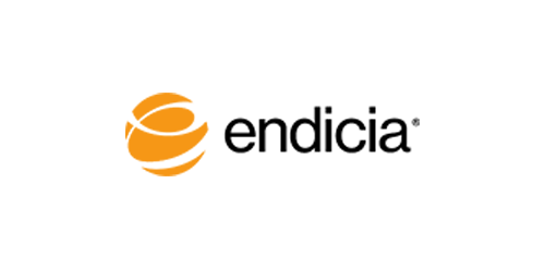 Endicia Dazzle logo
