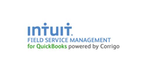 Intuit Field Service Management Logo