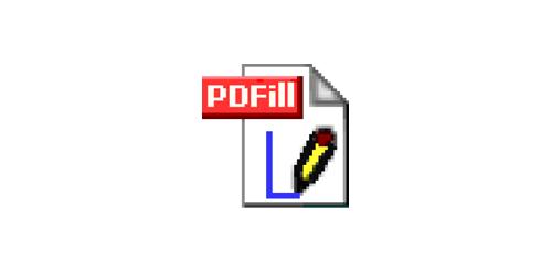 PDFill Logo