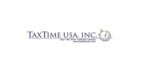TaxTime Logo
